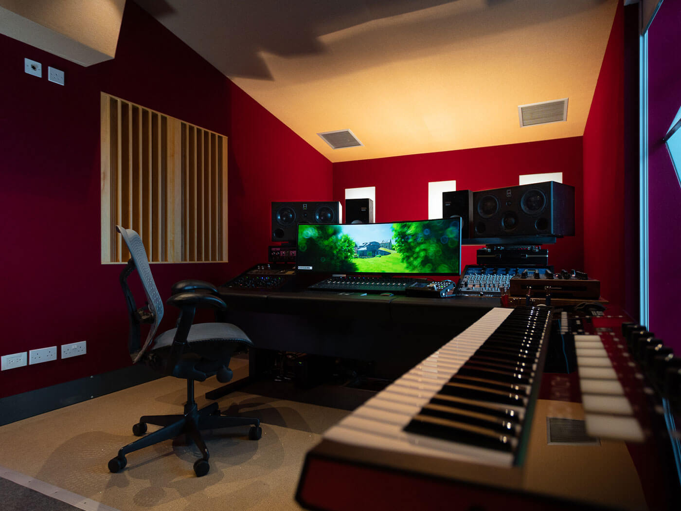 Real World Studios Red Room