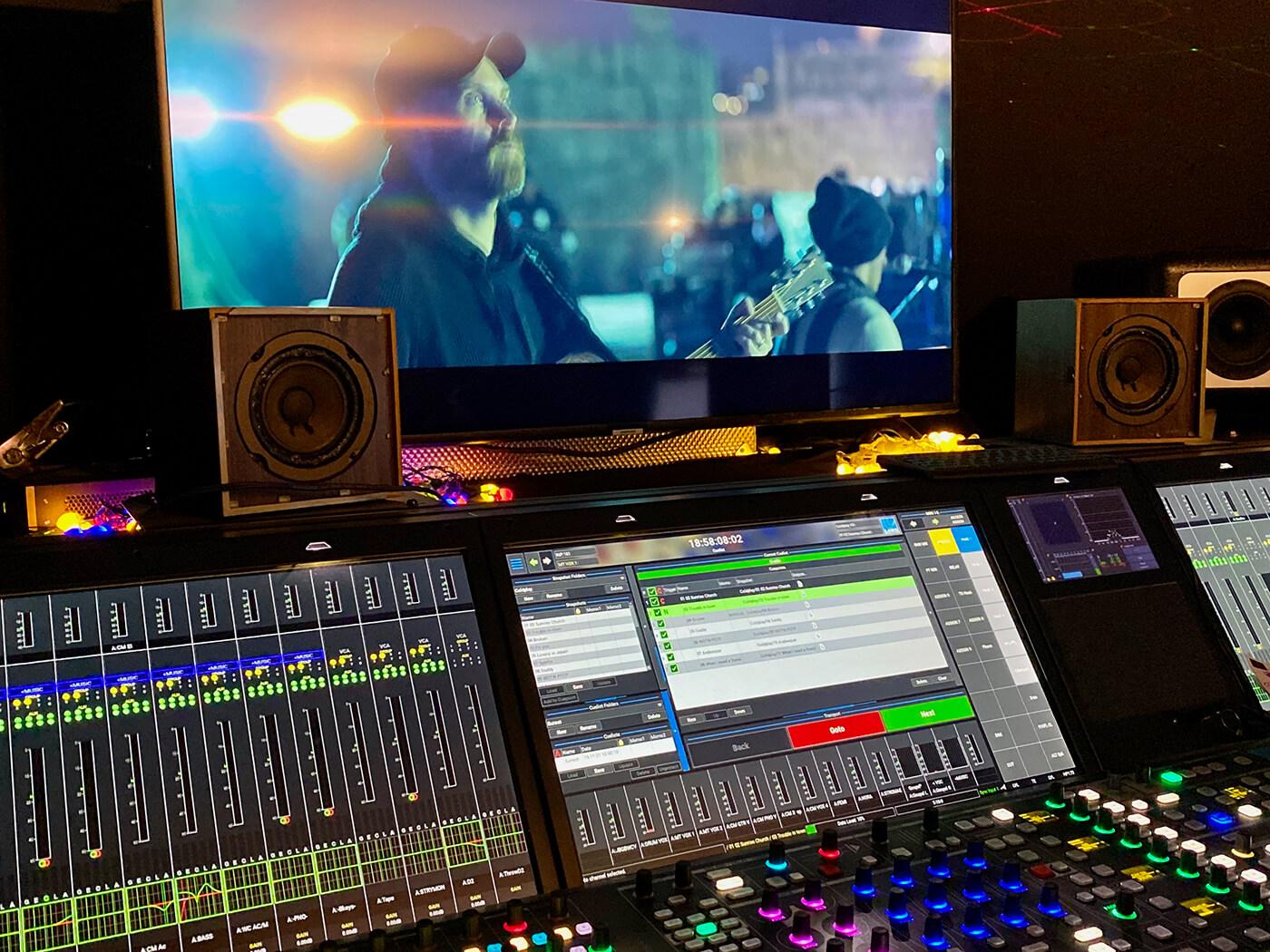 Rik Simpson Mixing