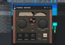Hainbach AudioThing Motor