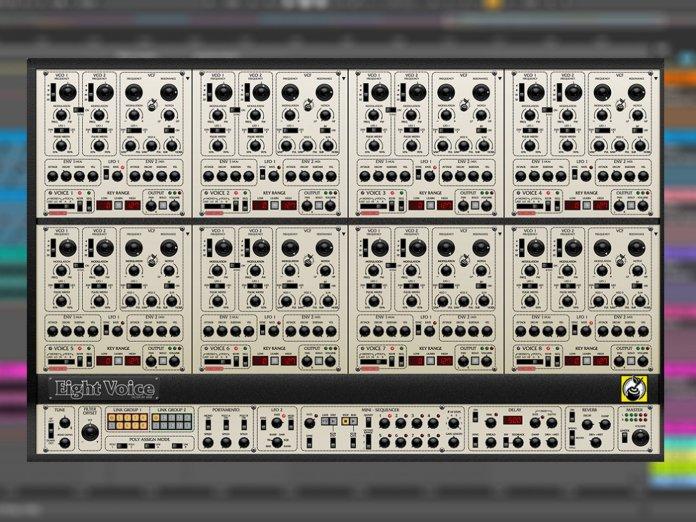 Cherry Audio Eight Voice