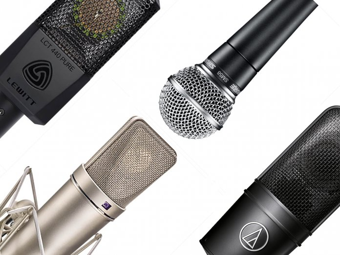 12 best microphones for rappers and MCs