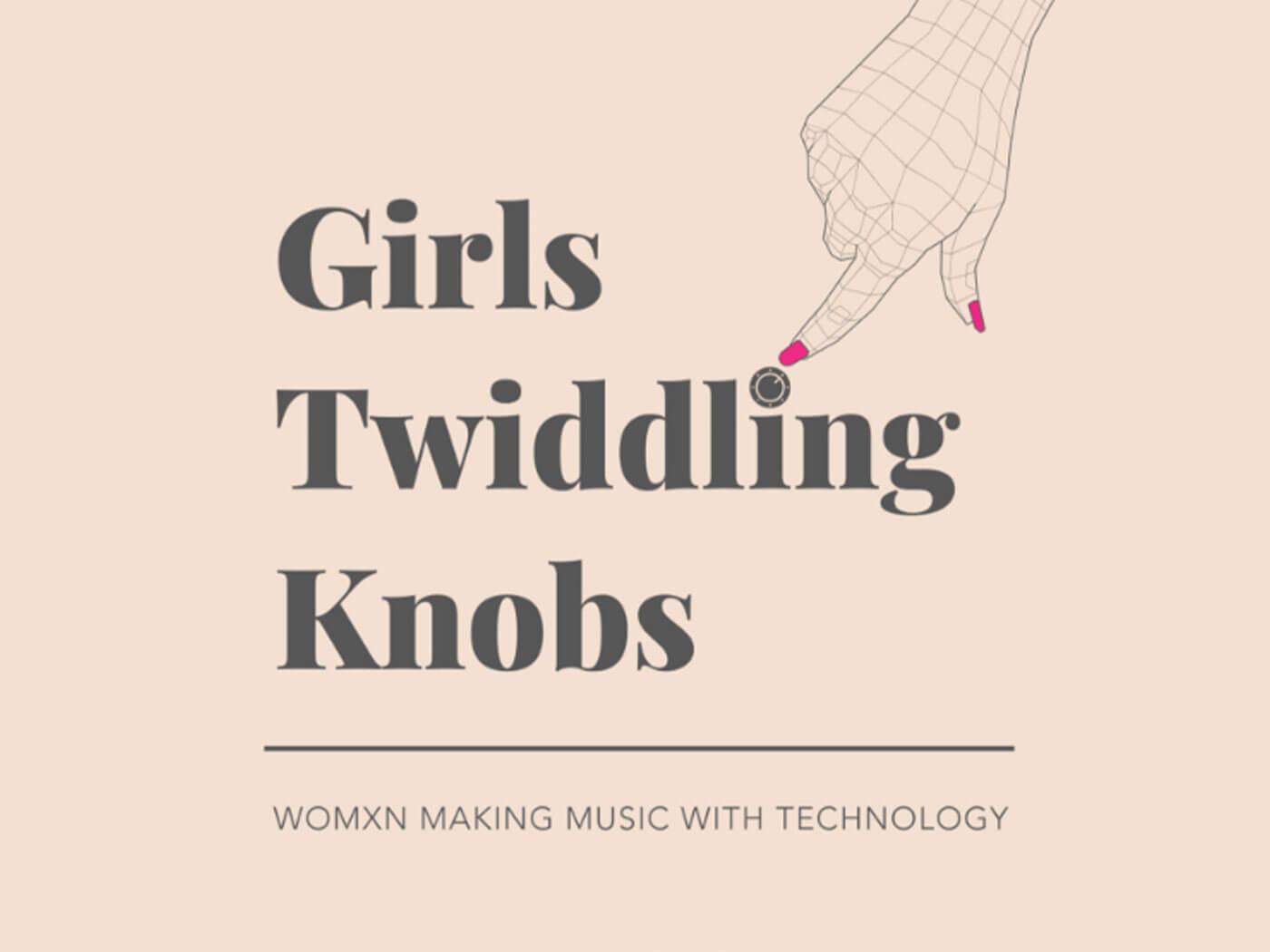 Girls Twiddling Knobs