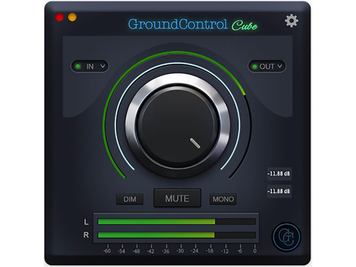 Ground Control Cube