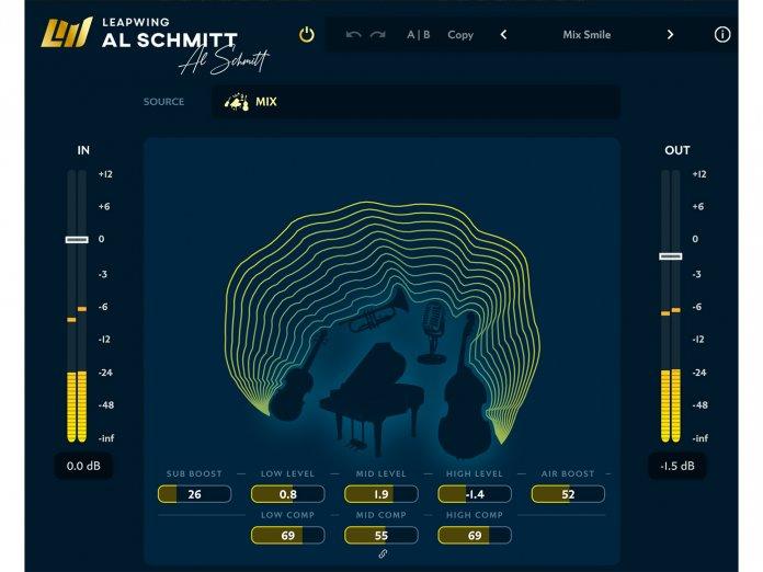 Leapwing Audio AI Schmitt