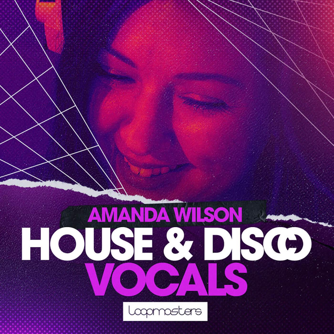 Loopmasters Amanda Wilson House & Disco Vocals