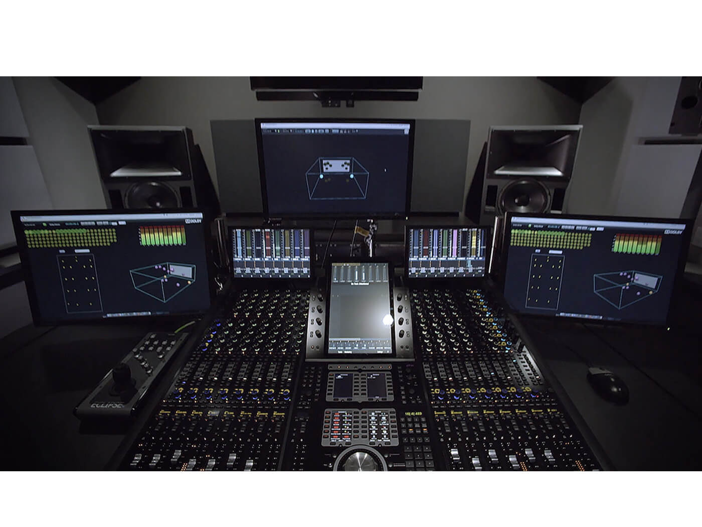 Lucid Air Dolby Atmos