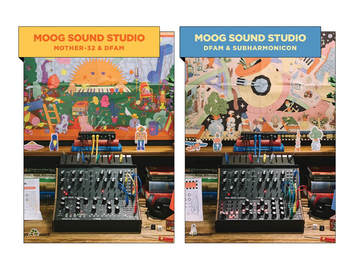 Moog Sound Studio Packages