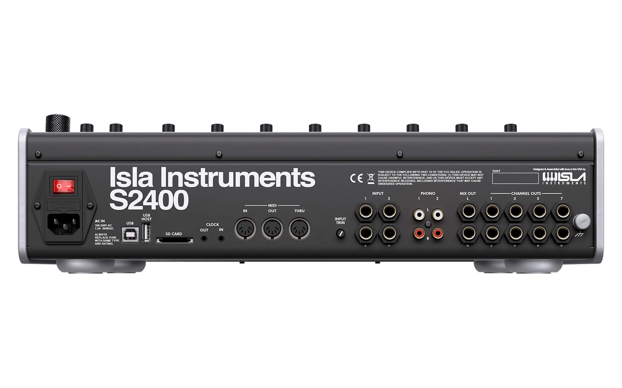 Isla Instruments S2400 Review
