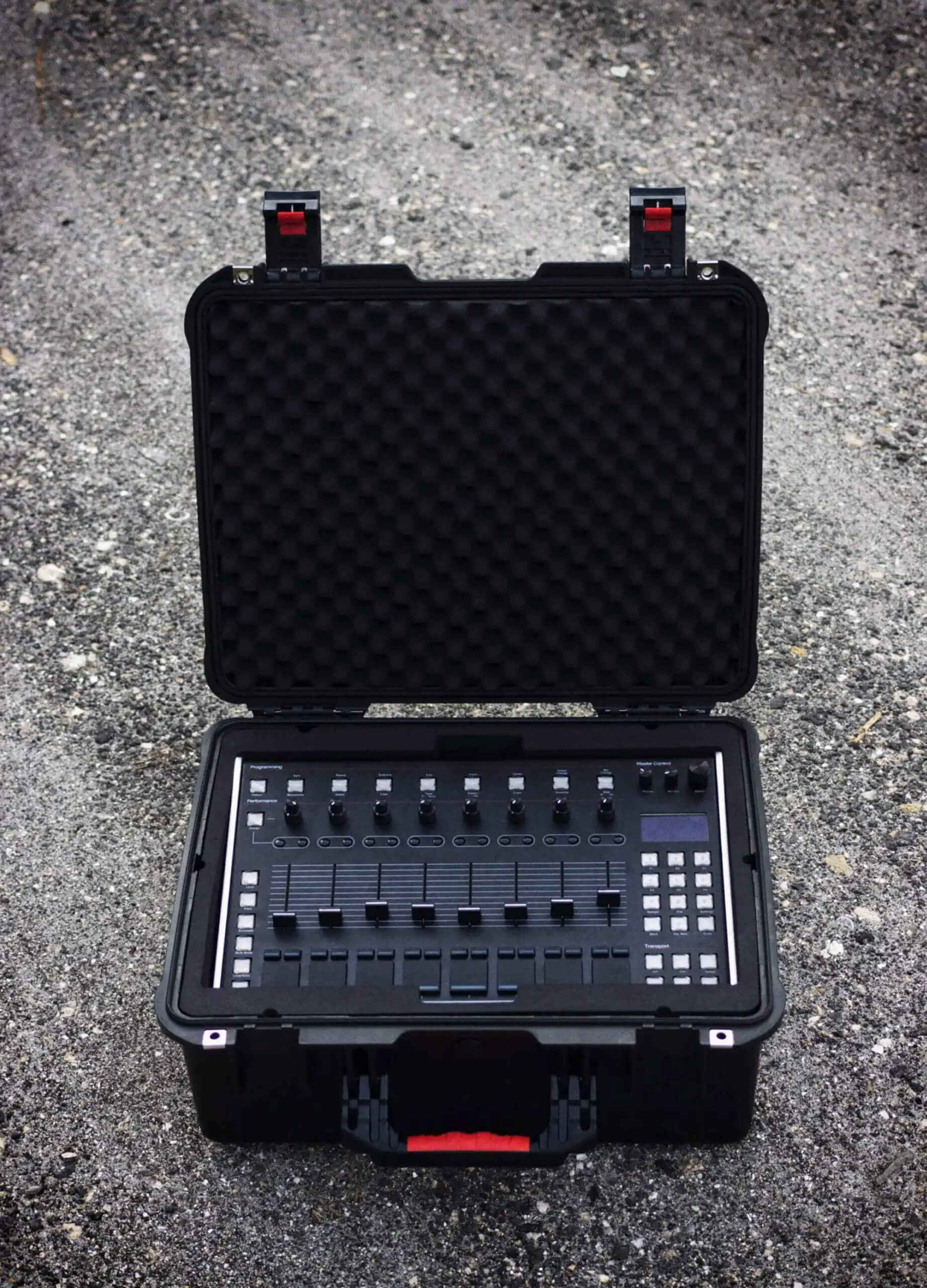 Isla Instruments S2400 Review Case