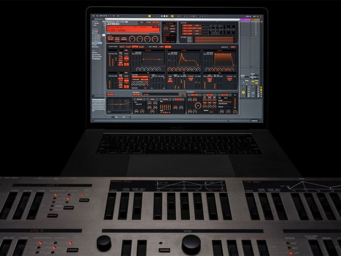 Roland JD-800 Roland Cloud
