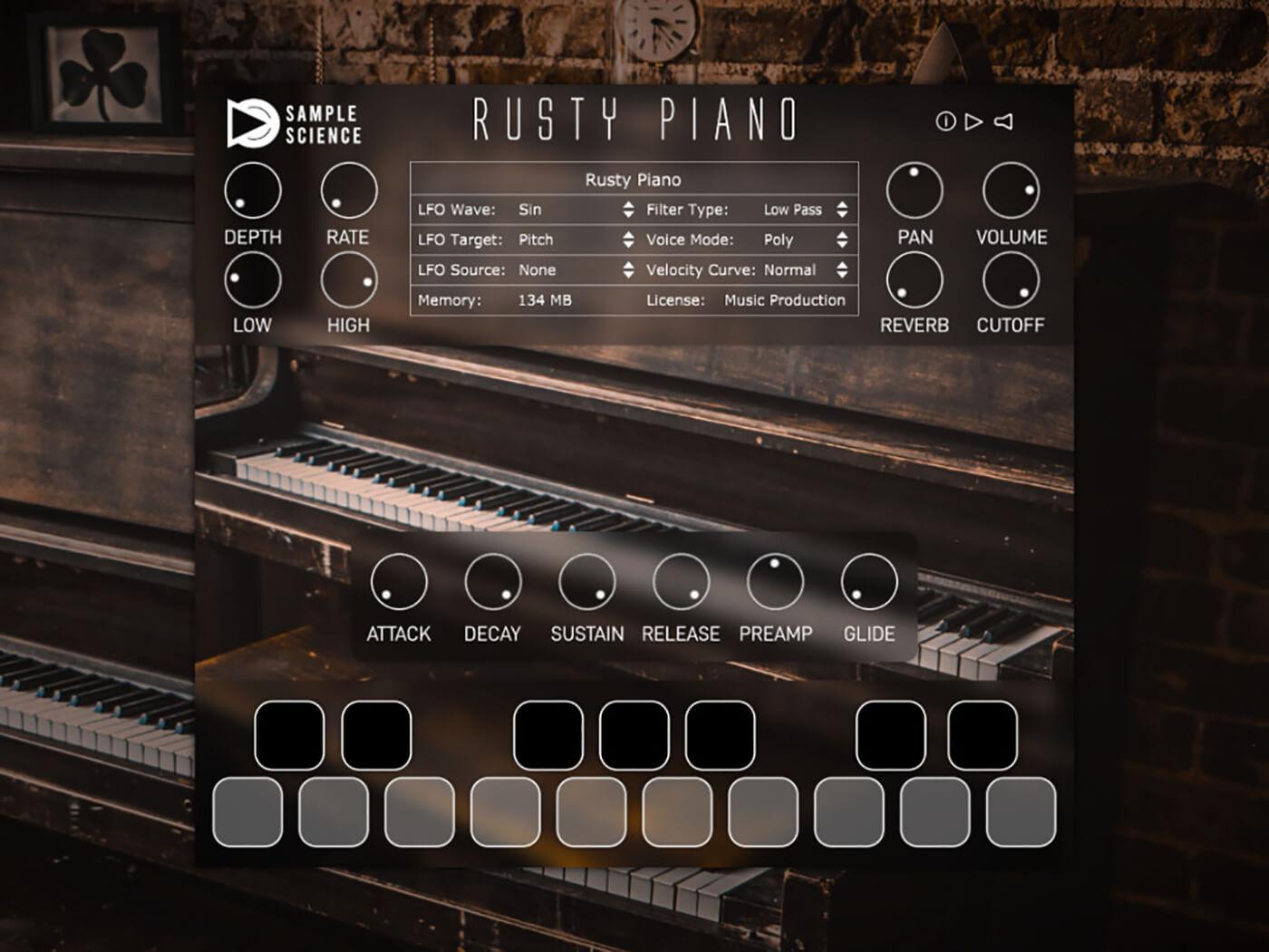 Rusty Piano