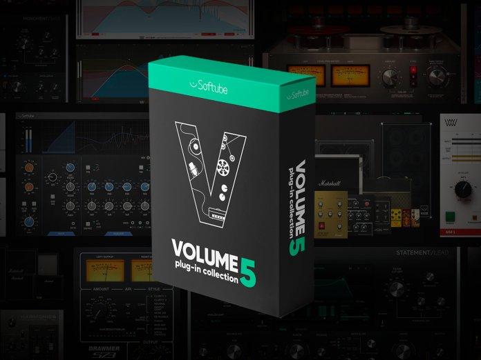 Softube Volume 5