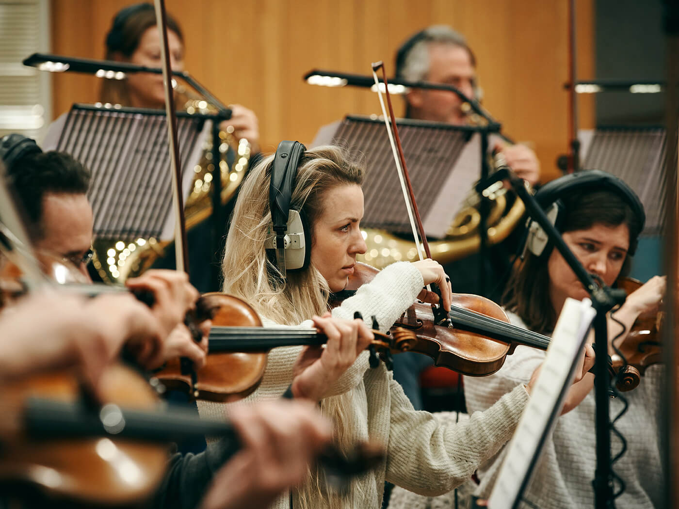 Spitfire Audio Abbey Road One Violins