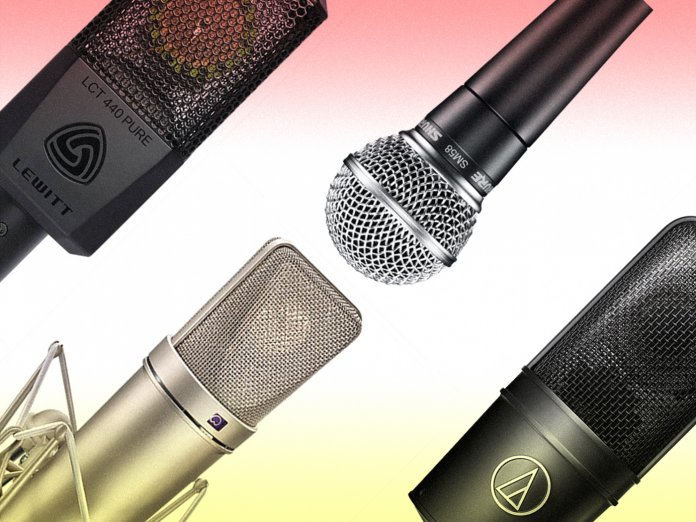 Best microphones for rappers and MCs