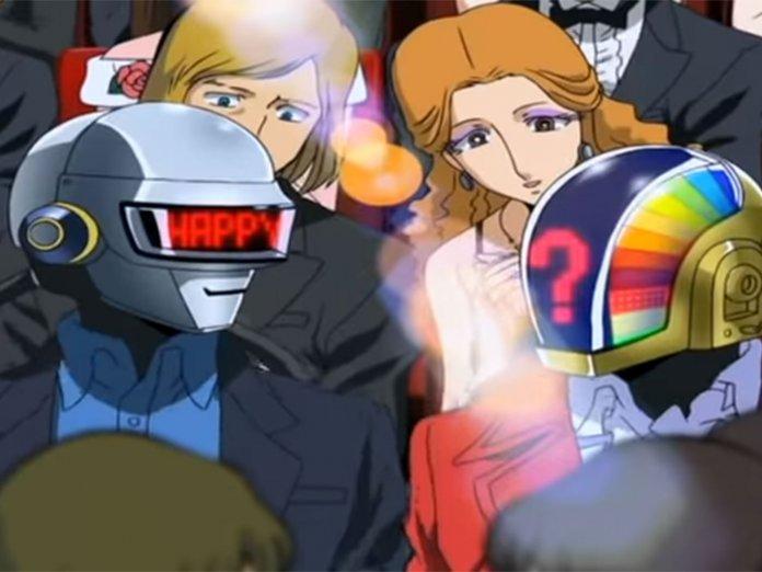 Daft Punk Interstella