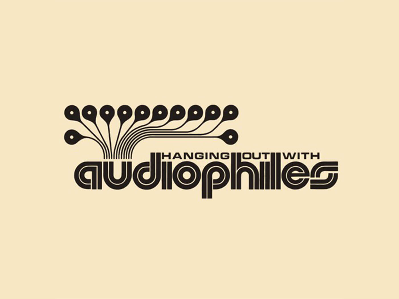 hanging out with audiophiles