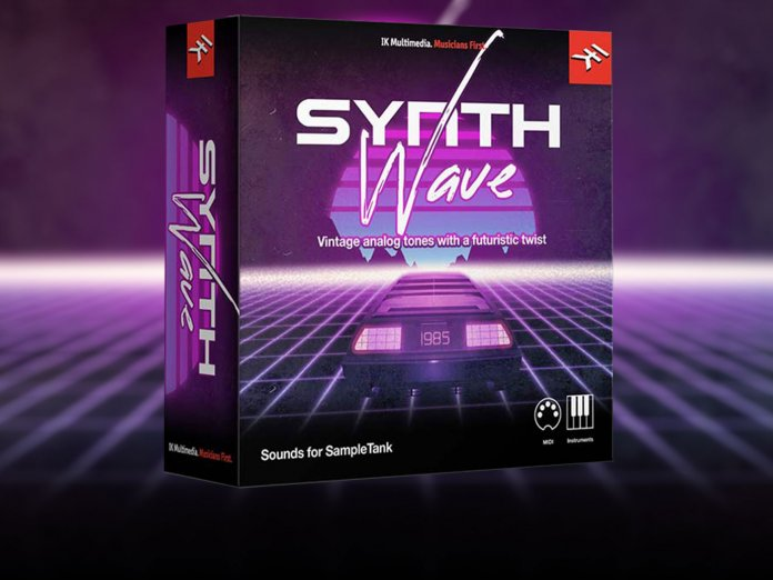 Hitmaker: Synthwave IK Multimedia