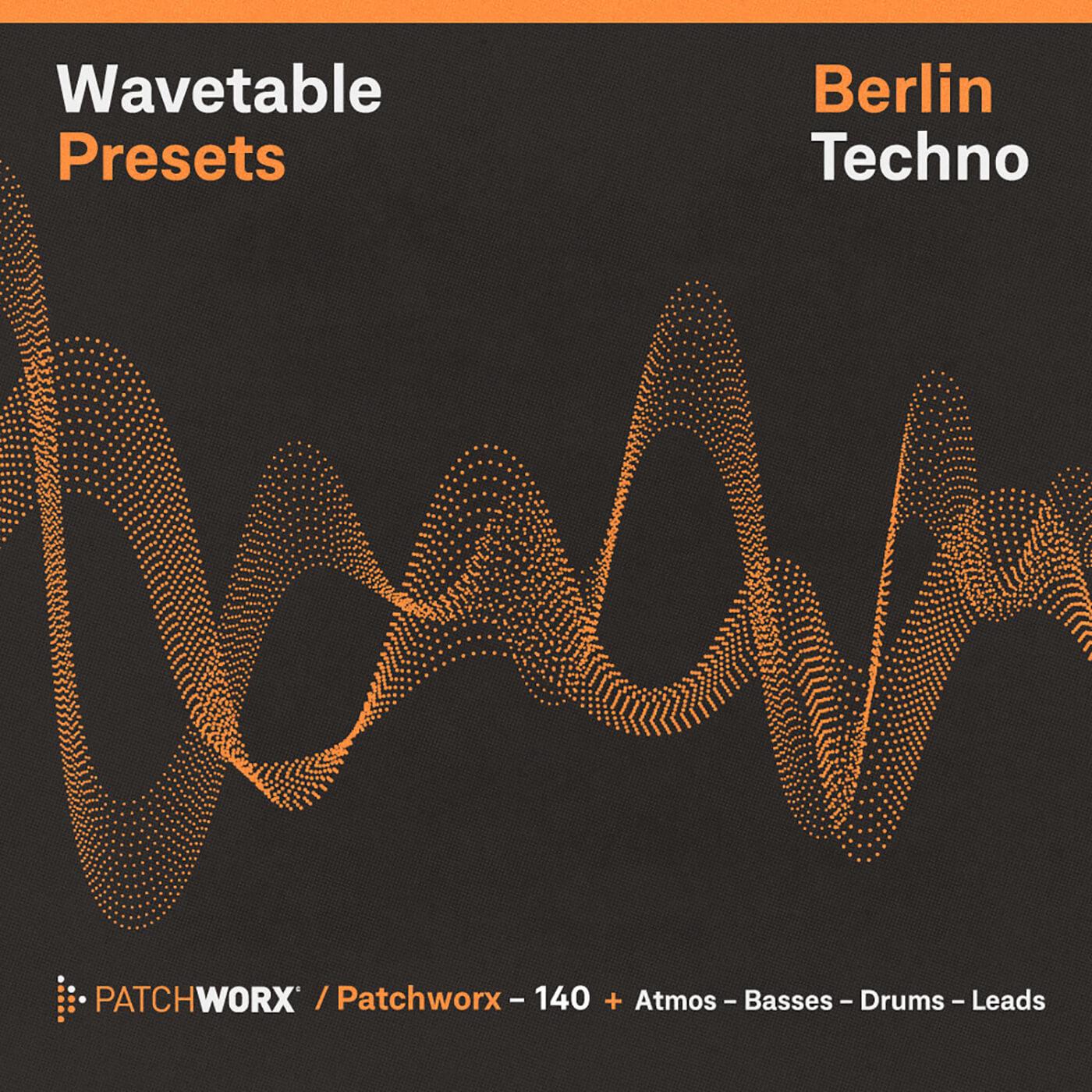 Loopmasters - Berlin Techno Wavetable Presets