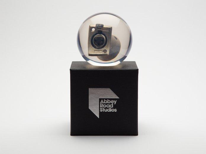 Abbey Road Studios Collectible XLR Connector