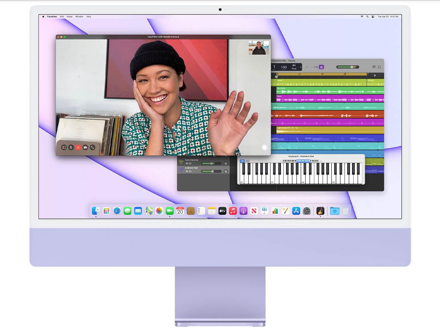 Apple M1 iMac