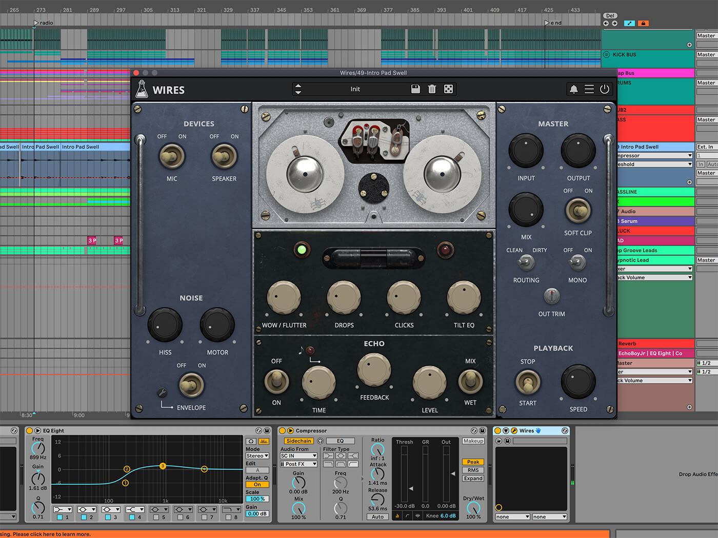 Steve Darko's Plugins - AudioThing Wires