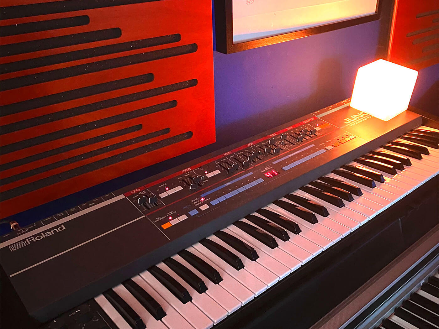 Blue Lab Beats Juno