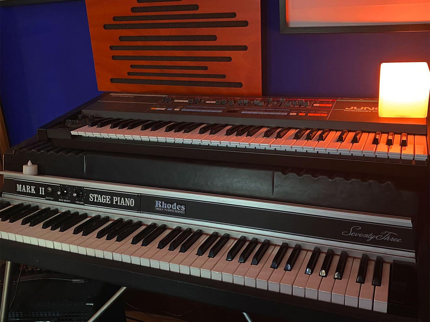 Blue Lab Beats Keys