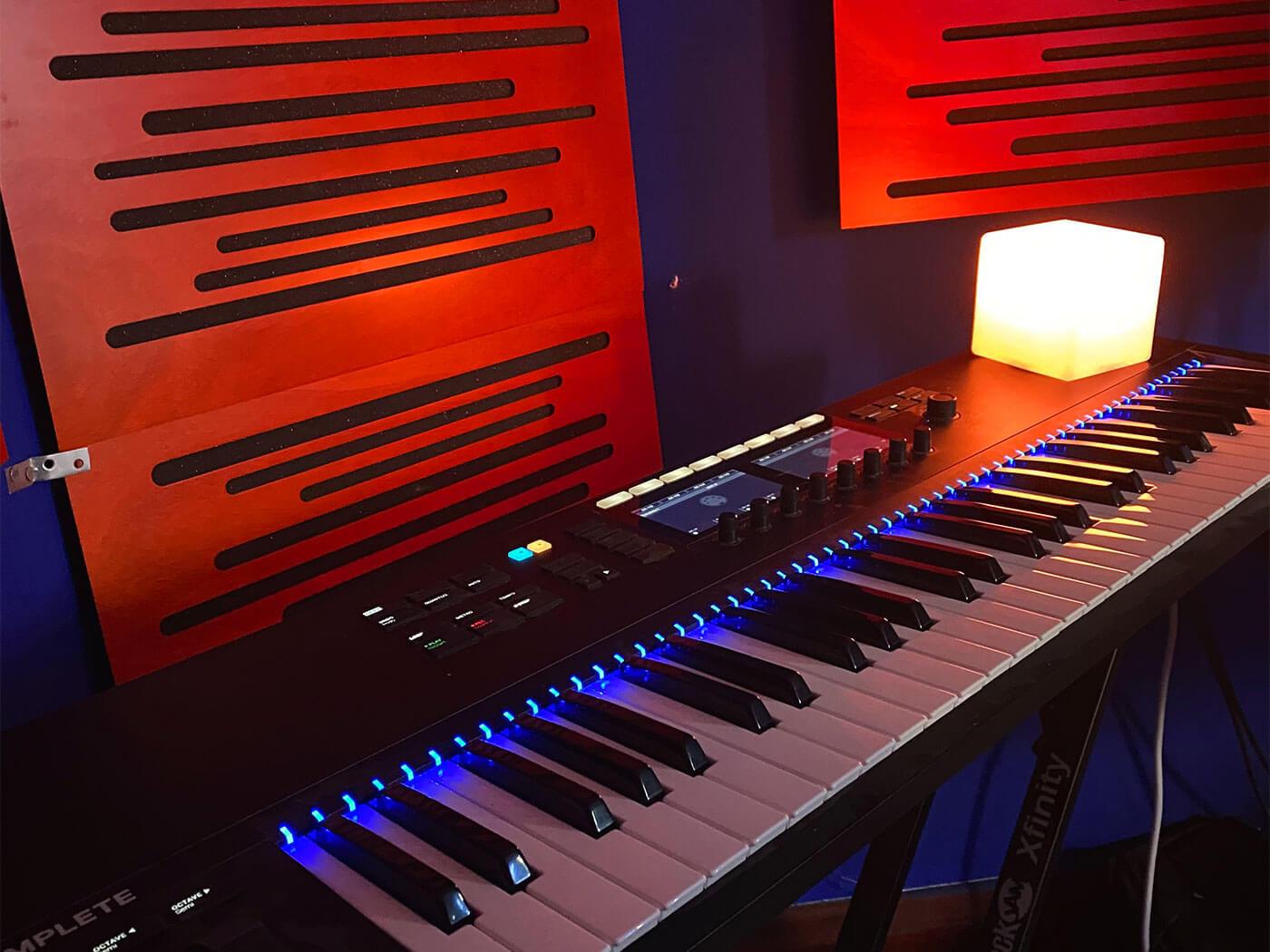 Blue Lab Beats Kontrol