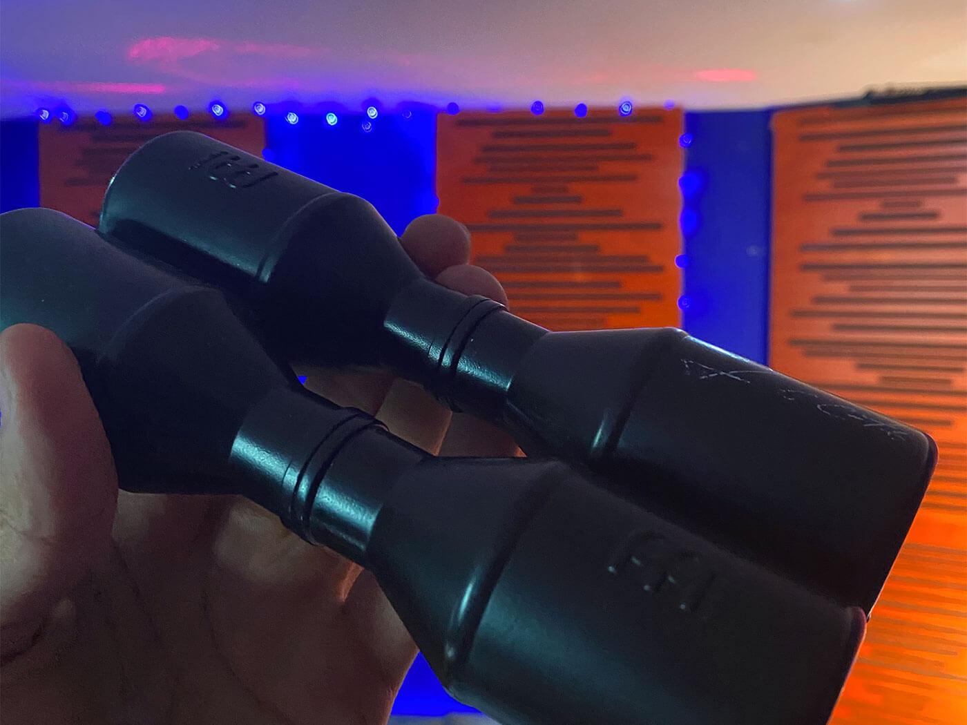 Blue Lab Beats Shakers