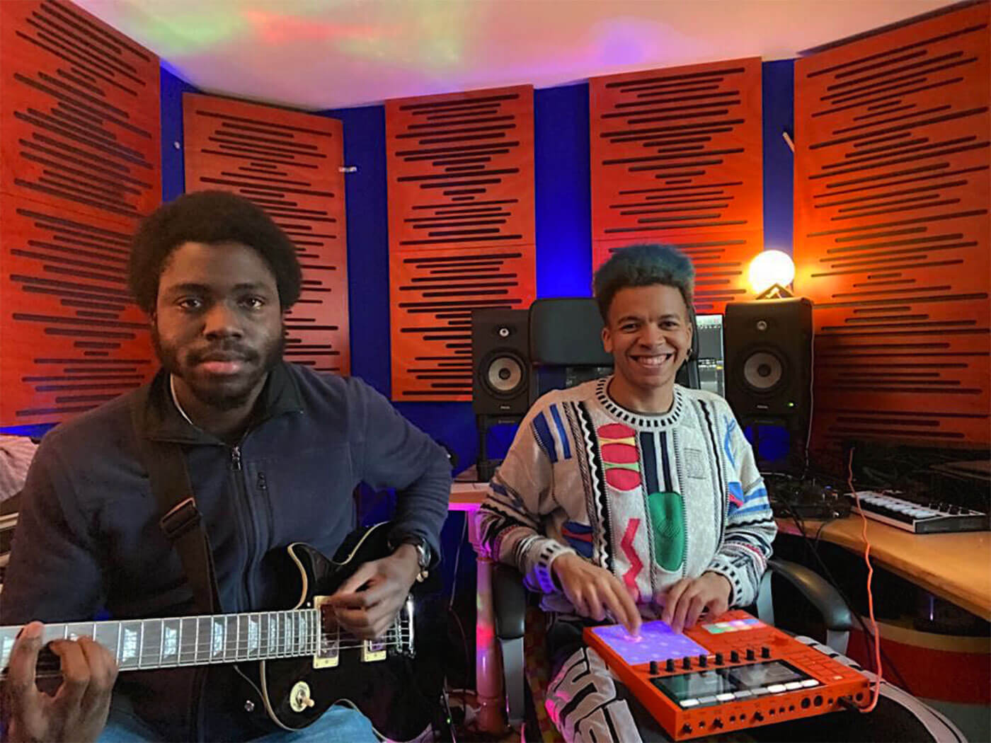 Show Off Your Studio: Blue Lab Beats craft smooth jazztronica in their shed | MusicTech