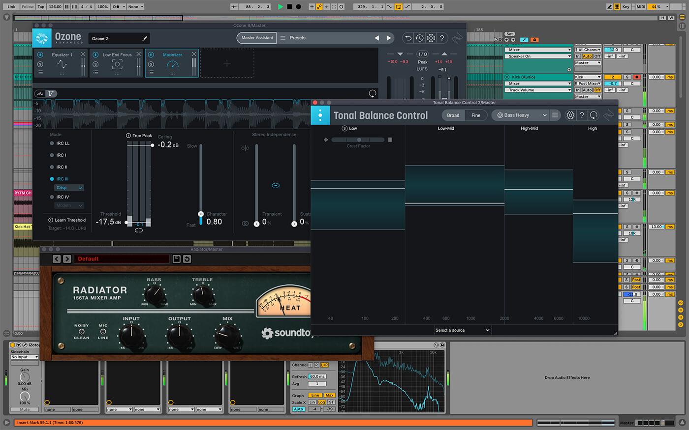 Steve Darko's Plugins - Mastering Chain