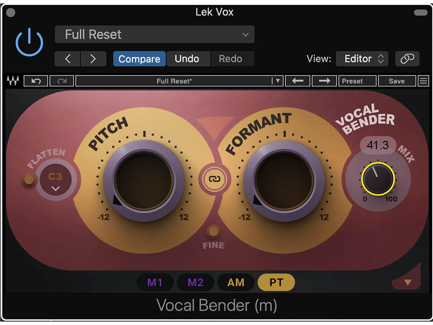 Waves Vocal Blender