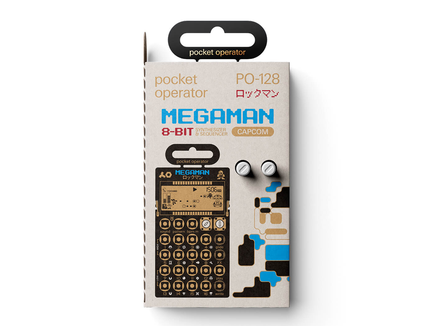 PO-133 Megaman