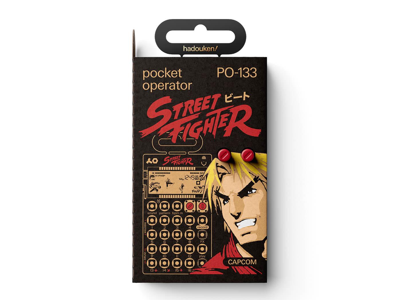 PO-128 Street Fighter