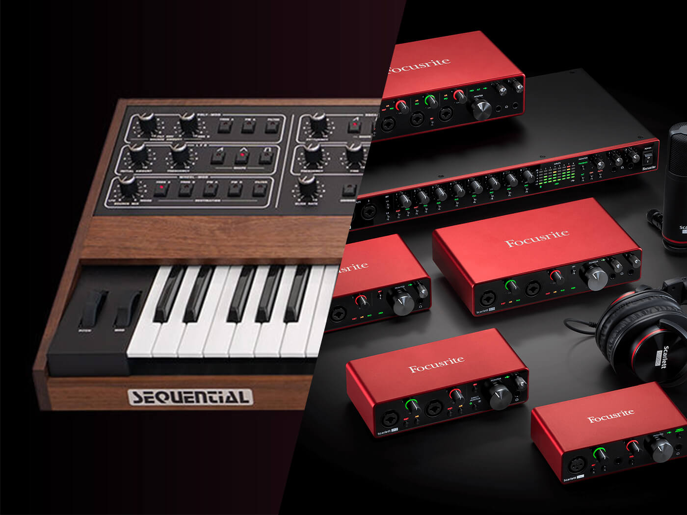 Focusrite acquires Dave Smith-led synth-maker, Sequential   MusicTech