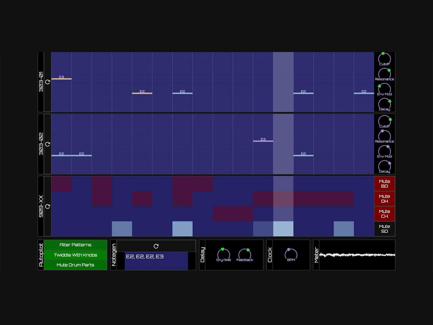 Create randomised, algorithmic acid music with Vitling's The Endless Acid Banger | MusicTech