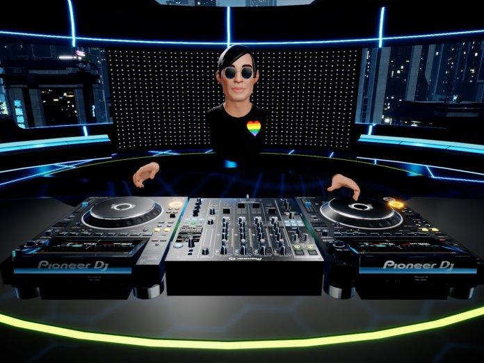 Tribe XR Pioneer DJ CDJ-3000