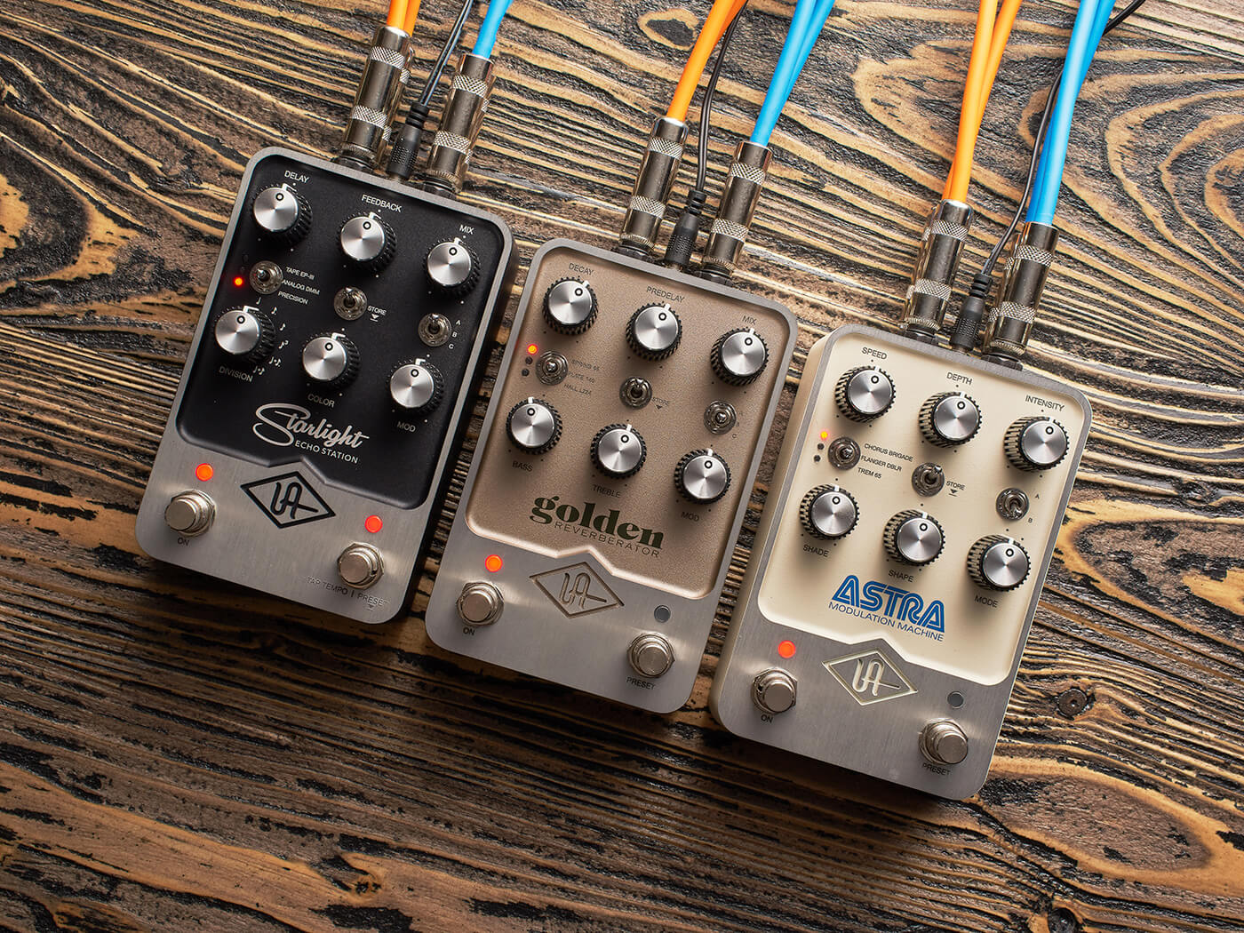 Universal Audio UAFX Astra, Golden and Starlight Review