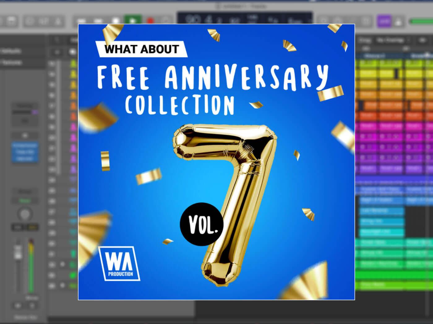 WA Production Free Anniversary Collection Vol 7