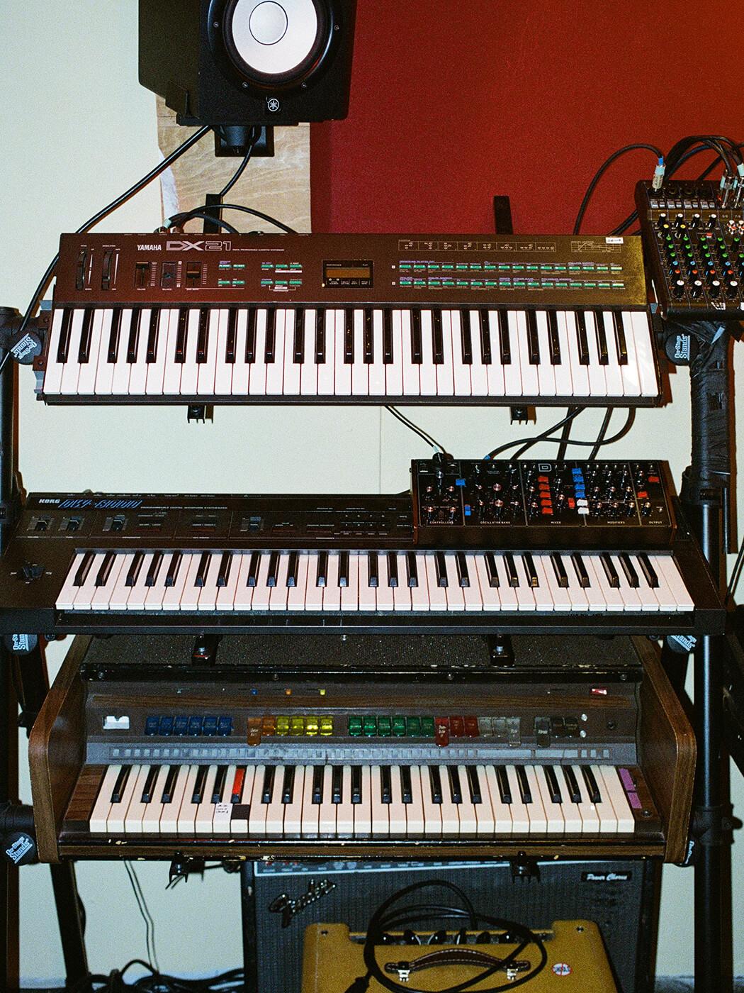 Show Off Your Studio - bad tuner's