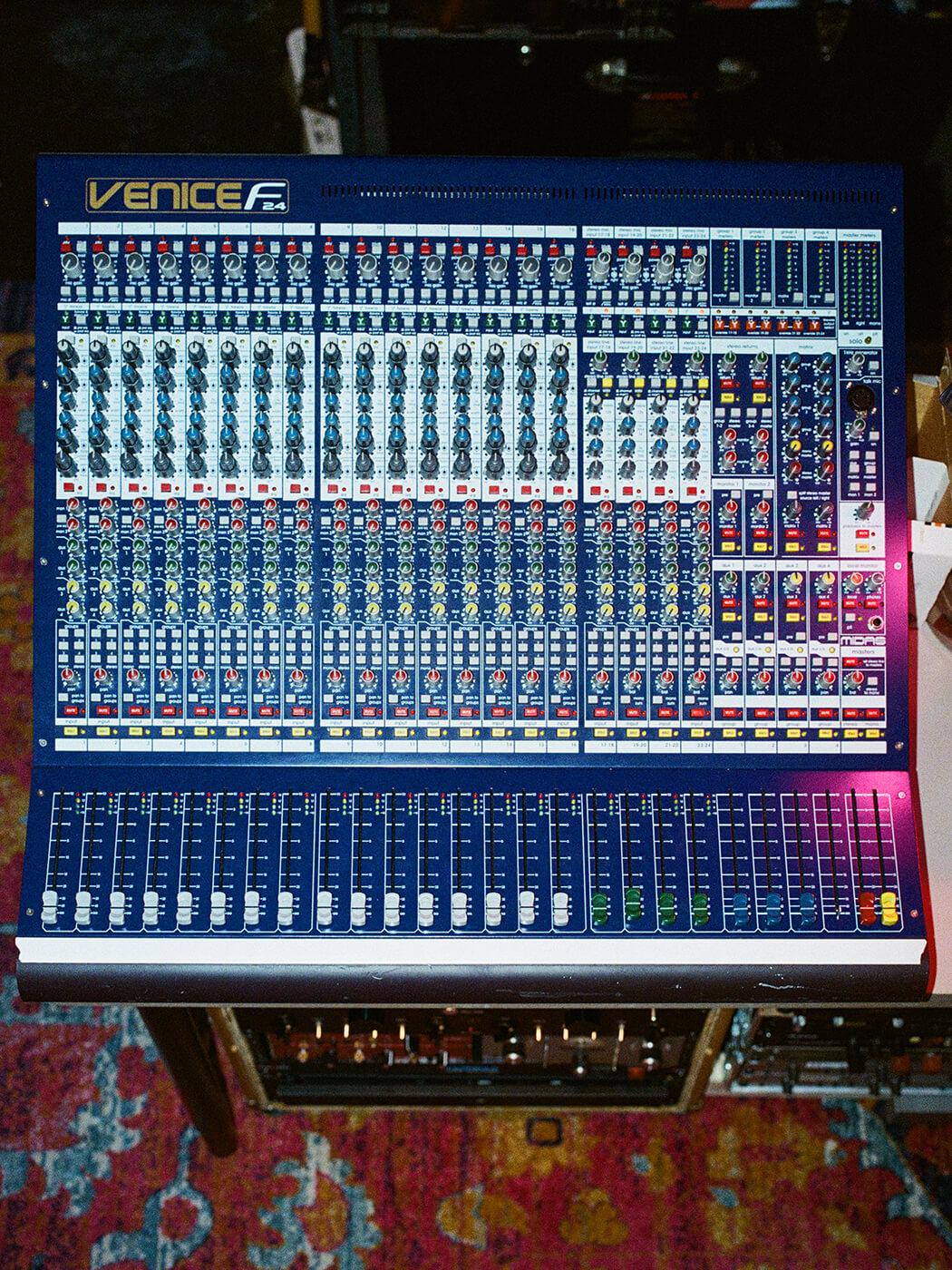 Show Off Your Studio - bad tuner's mixer