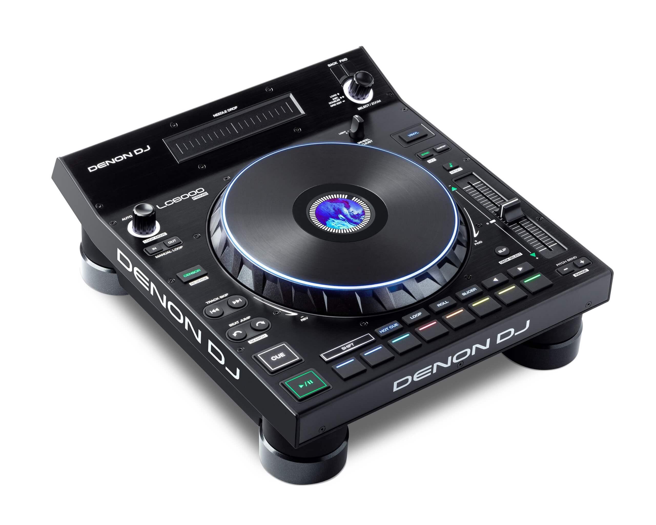 Denon DJ LC6000 PRIME product shot