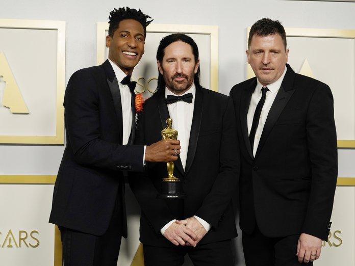 Trent Reznor Atticus Ross Jon Batiste Oscars awards