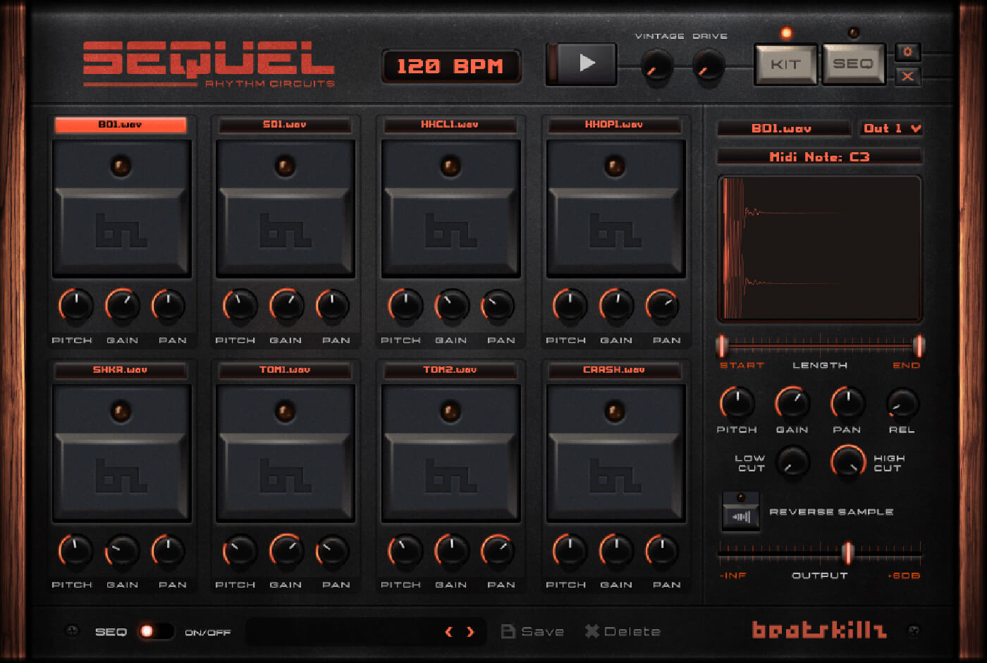 Beatskillz - Sequel