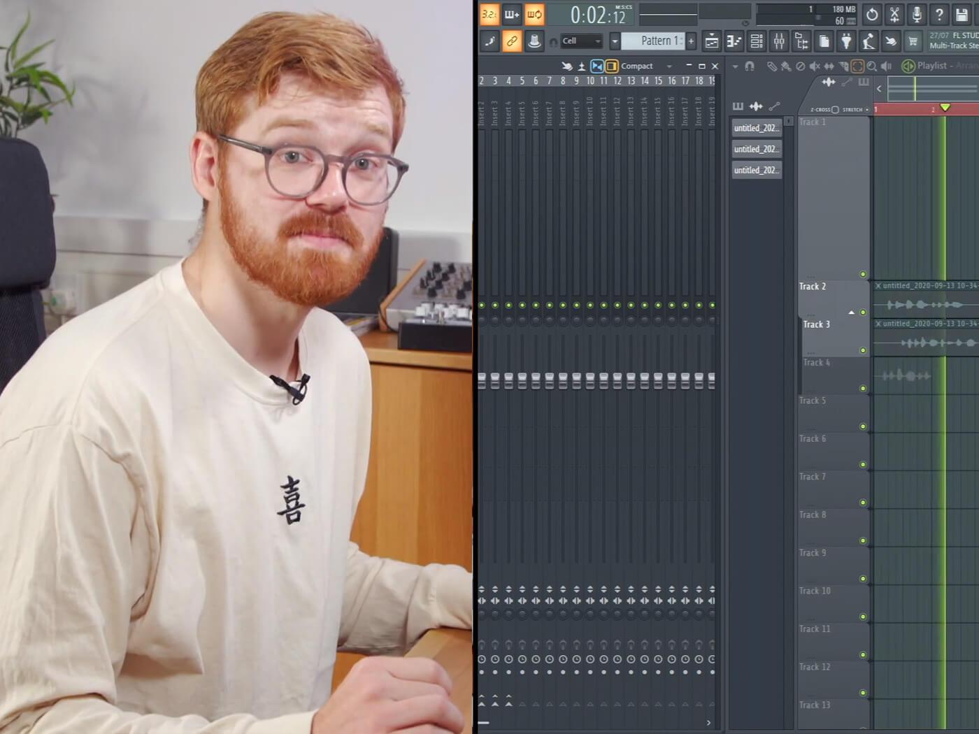 FL Studio Recording Audio