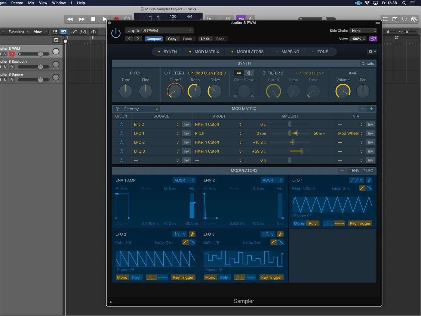 Logic Workshop: Sampler Synth 11