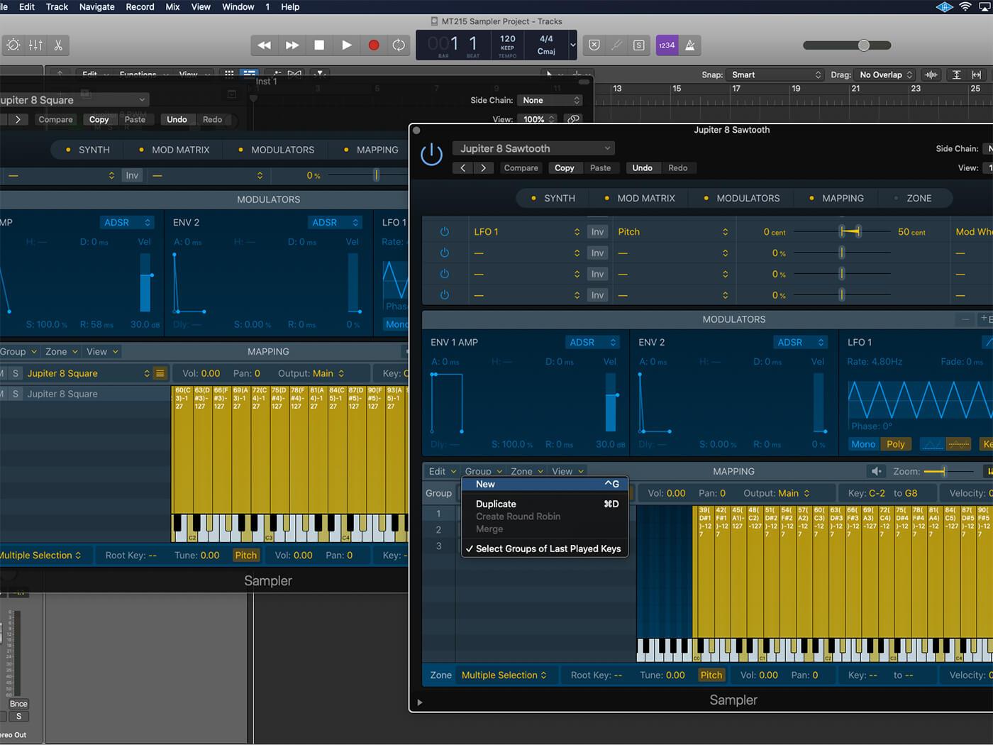 Logic Workshop: Sampler Synth 15