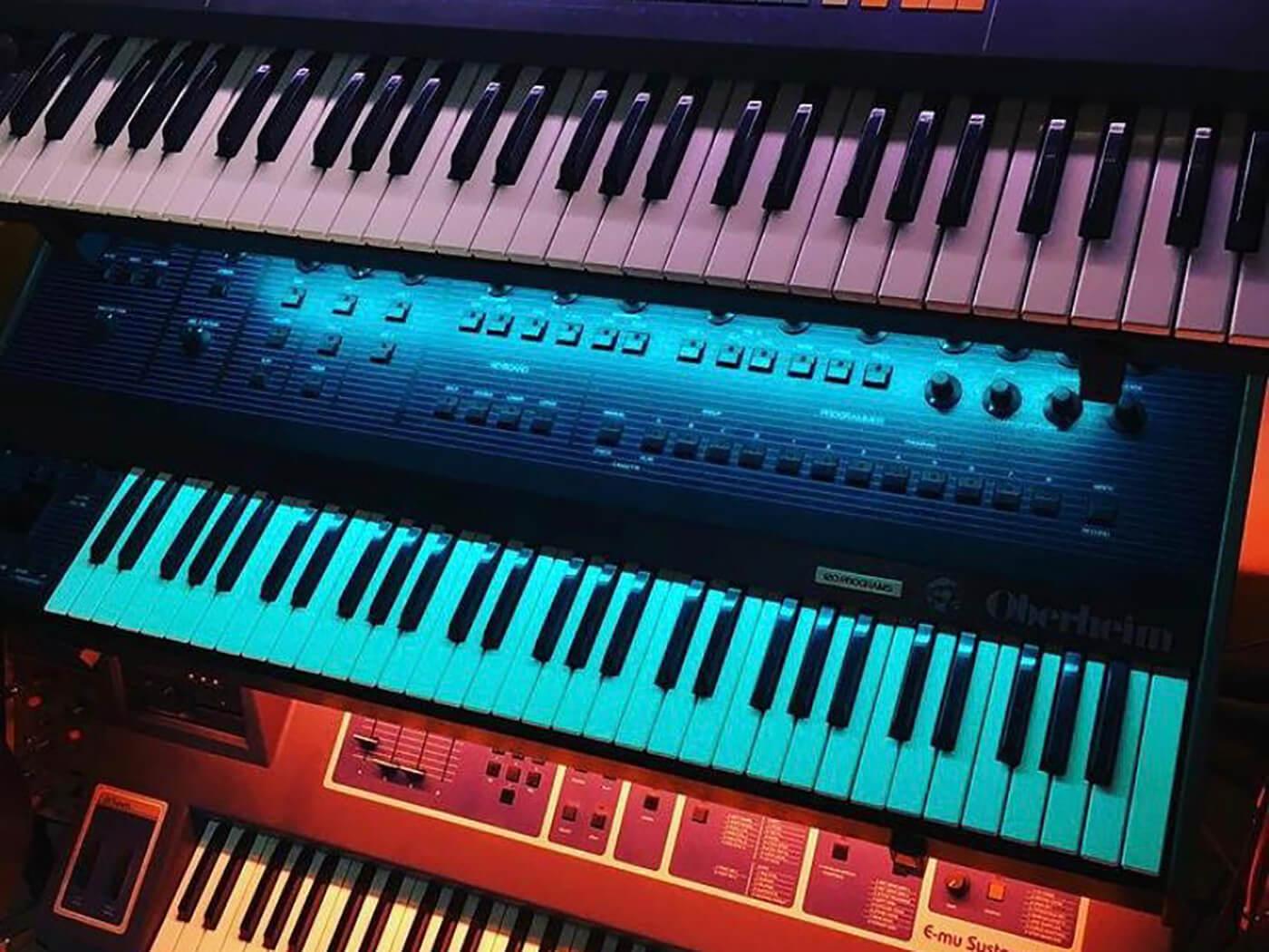 Martin Dubka's Studio Synths