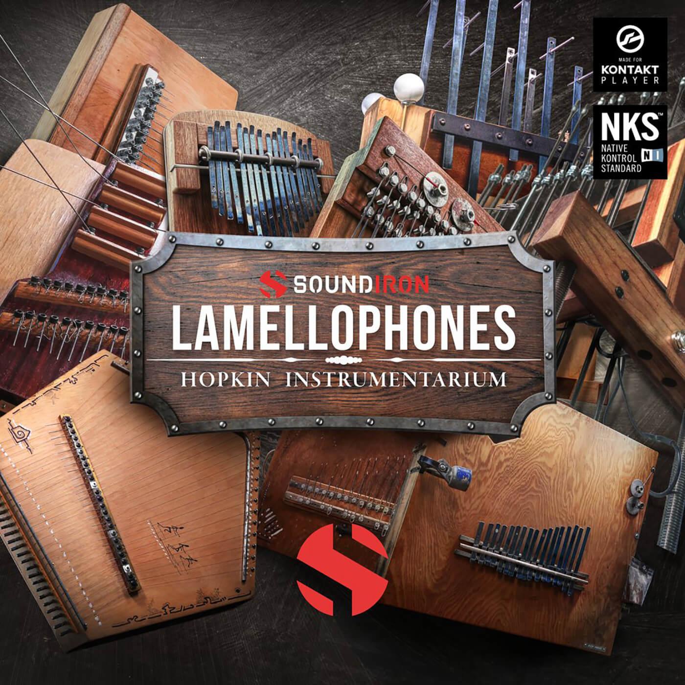 Soundiron - Hopkin Instrumentarium: Lamellophones