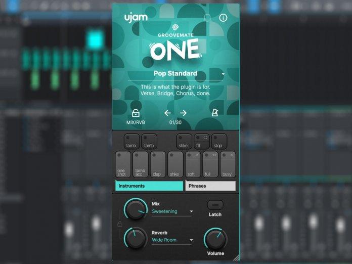 Ujam Groovemaster One